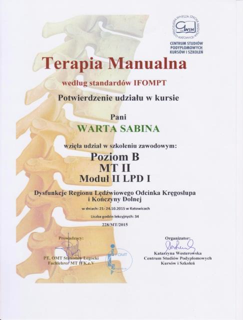 Sabina-certyfikat5