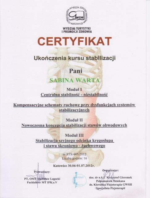 Sabina-certyfikat7