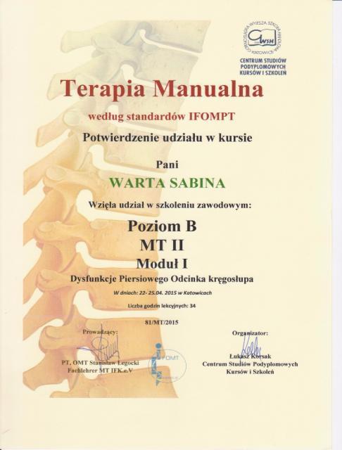 Sabina-certyfikat6